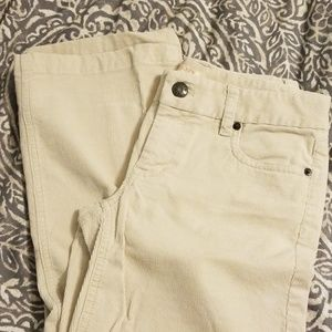 Women's corduroy pants